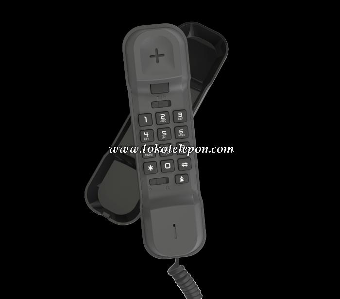 Jual Alcatel Single Line Telephone T06 Black