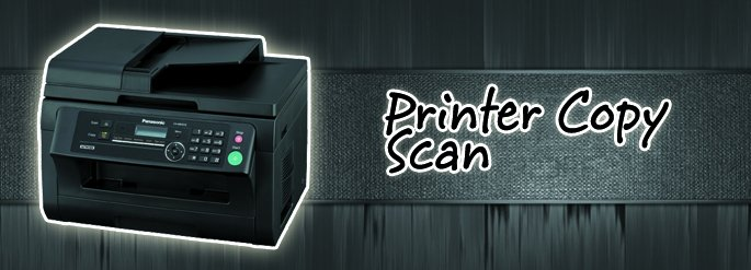 Printer Copy Scan