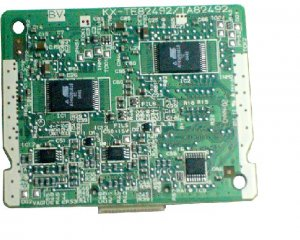 Panasonic PABX Optional Card KX-TE82492