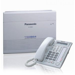 Package E - Panasonic PABX KX-TES824