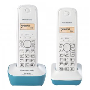 Panasonic Cordless / Wireless Telepon KX-TG3412