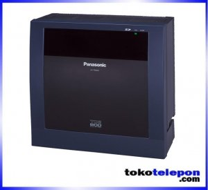 Panasonic PABX KX-TDE600 - Kap. 16 CO - 136 Extension