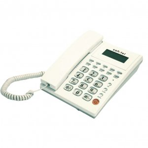 Sahitel Single Line Telephone S-57